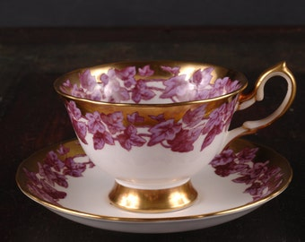 Royal Chelsea Tea Cup and Saucer, England