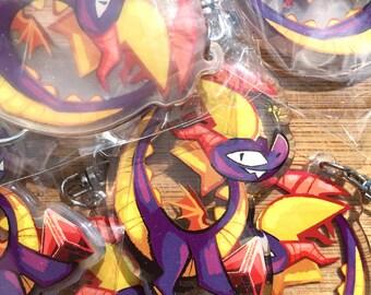 Spyro  | Keychain