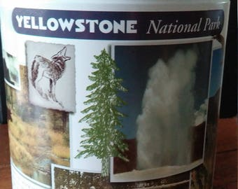 Our National Parks Tin
