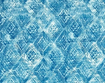 Outdoor Pillow Cover - MDDR DT Blue