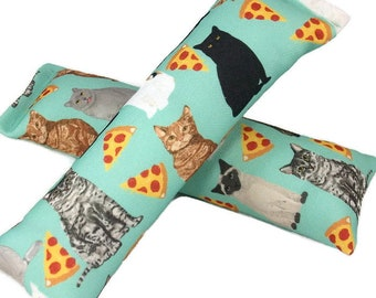 Eco-Kicker Catnip Cat Toy - Pizza Cats