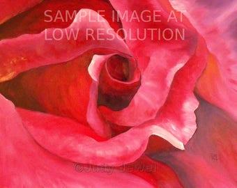 Enchanted Passage- instant digital download, Judy Jewel print, wall art, mixed media art, digital download art, mixed media style