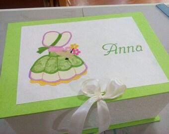 Personalized Souvenir Box