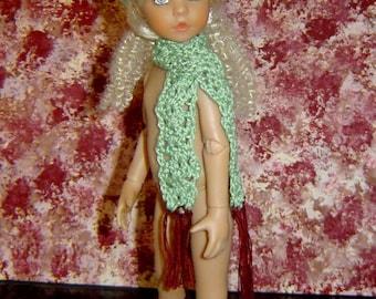 """0049 Froggy 3Pc Crochet Set Digital Download Doll Pattern in PDF Little darling dolls 13"""""""