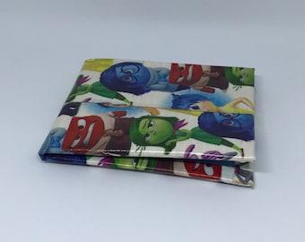 Inside out Duck tape wallet.