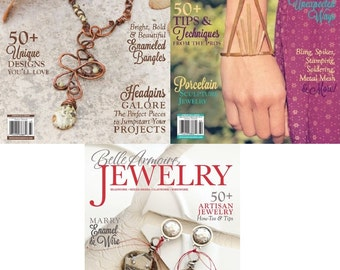Belle Armoire Jewelry Magazine - Volume 10 Issues fnt