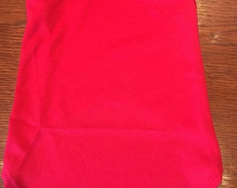 XL cotton t-shirt Dog Red Make Your Own Pet Clothing