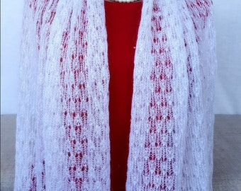 a Lacy scarf