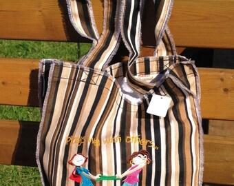 Personalized Tote Bag, Canvas Bag, Shopping Bag, Book Bag, Beach Bag