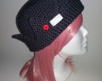 Jughead Inspired Hat/Beanie-Whoopie Hat-Crochet