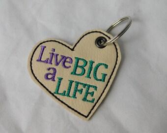 Key fob live a big life