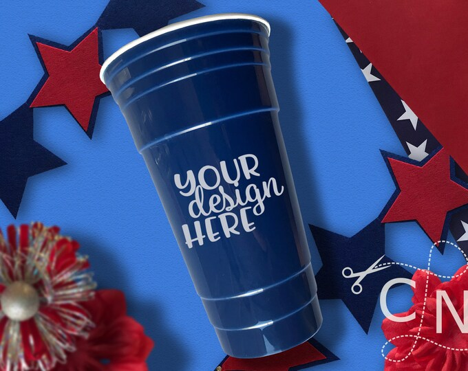 Mockup, July, Patriotic, Summer, Cup, Tumbler, Craft Mockup, Mockup Design, Cup Mockup, Svg Mockup, Mockup for Svg, Jpeg, Mock up, Vinyl