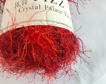 Eyelash Yarn -- Fizz by Crystal Palace Yarns