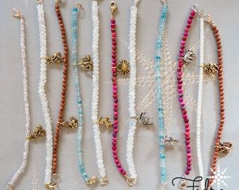 Zodiac signs bracelets