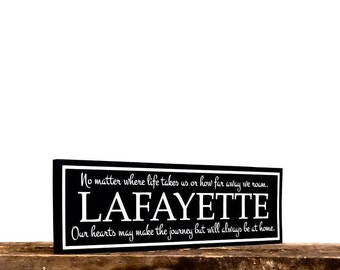Personalized Wooden Sign, Home Decor Ideas, Personalized Wall Hanging Gift Idea, Living Room Decor Wall Decor