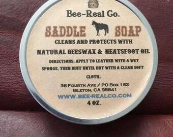 All Natural Saddle Soap