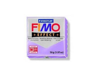 Lilac pastel Fimo N ° 605 56gr