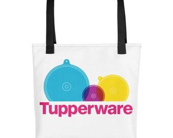 Tupperware - Bowl - Tote bag