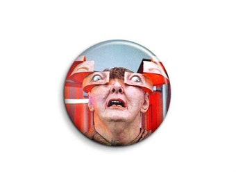 Total Recall 1101 - pinback button or magnet 1.5 Inch
