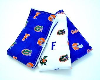 Florida Gators ~ Burp Cloths ~ Set of 3