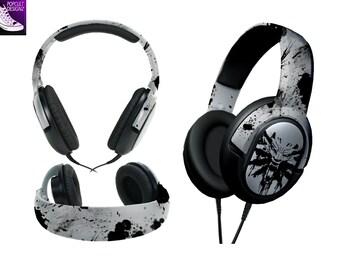 Hand Painted Video Game Inspired Headphones
