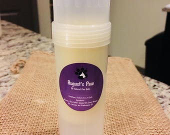 August's Paw - All Natural Paw Balm 2oz Roll Up Stick