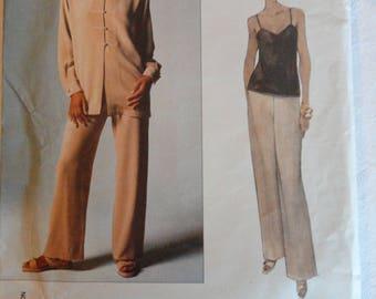 Vogue patterns Anne Klein II 1344 size 12-14-16