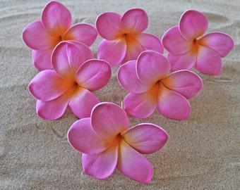 1/2 Price single Plumerias cake flowers