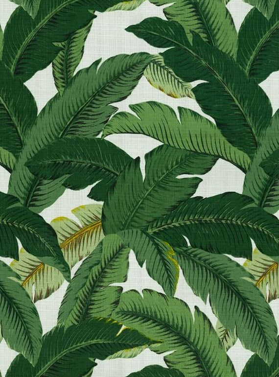 Beverly Hills Banana Leaf Wallpaper The Posed Interior Wallpapers