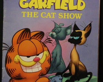 Garfield:  The Cat Show Book