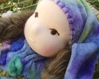 Waldorf  Baby's First Doll Friend READY TO SHIP