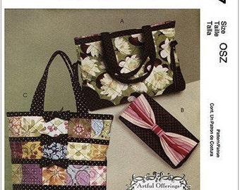 McCall's Fashion Accessories by Artful Offerings, Designer Karina Hittle – New – Uncut