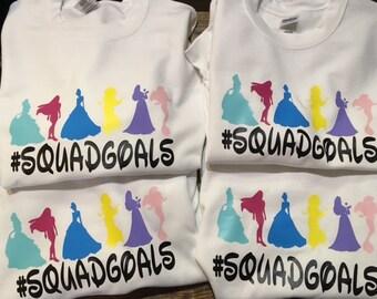Squad Goals Sweatshirt