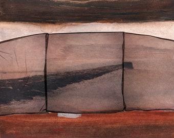 Buhne - Polaroid Emulsion Lift