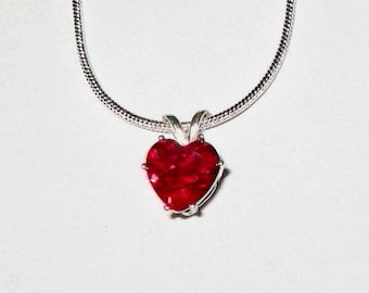 swarovski wishes plating pendant shop us jewelry set product web online heart red mixed en crystal