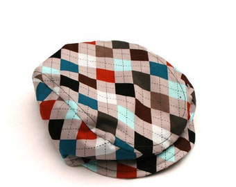 Boys Newsboy Hat, Newborn Photo Prop, Driving Cap, Boys Flat Cap, Boys Golf Hat, Boys Argyle Newsboy Hat, Boys Driving Cap, Boys Golf Hat