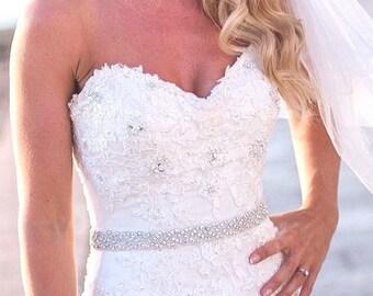 Bridal belt ,bridal sash, wedding sash,wedding belt,  wedding dress belt,wedding dress sash