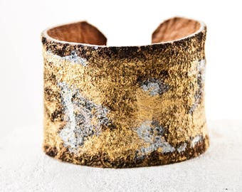 Leather Cuff Bracelets For Women,  Leather Jewelry, Cuff Bracelets, Leather Wristband
