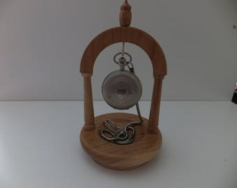 Pocket Watch Holder (pocket watch not included)