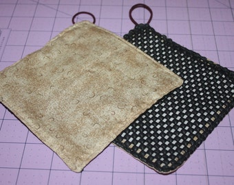 Jar Opener Light Brown fabric