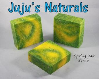 Spring Rain - Handmade Soap