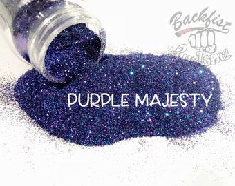 PURPLE MAJESTY  || Opaque Fine Glitter, Solvent Resistant