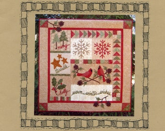 Warm Winter Wishes - Pattern