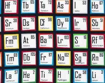 robert kaufman science fair color chemistry periodic table