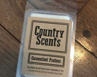 Country Scents Soy tarts