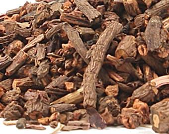 Madder Root - Chopped - Rubia Tinctorium - 8oz - Natural Dye