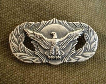 US Air Force Police badge