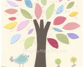 Nursery wall art Print, K...