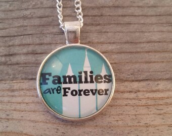Families Are Forever Necklace