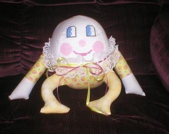 Humpty Dumpty toy